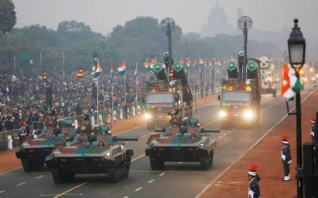 印度扬言能同时与中巴开战 但弹药储备仅够有4天