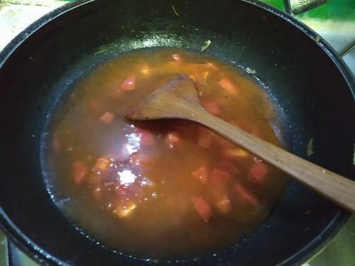 【亚麻菜谱】晚餐籽茄汁做法的亚麻,肥牛籽茄黑芝麻做菜图片
