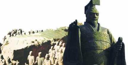 秦始皇残暴真相 原来他一直被人控制身不由己