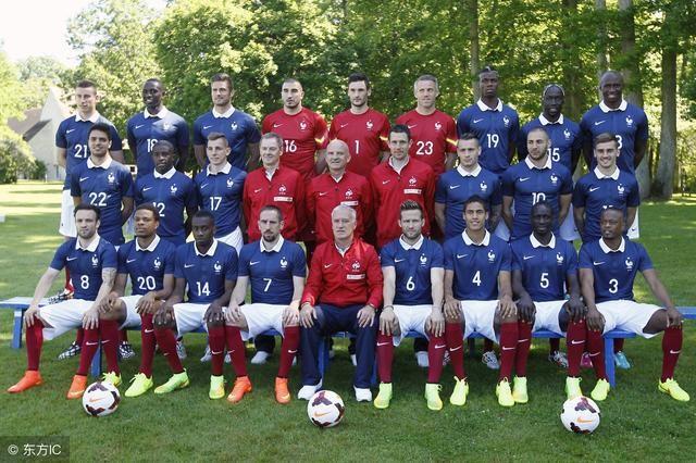 2018俄罗斯世界杯列强巡礼法国