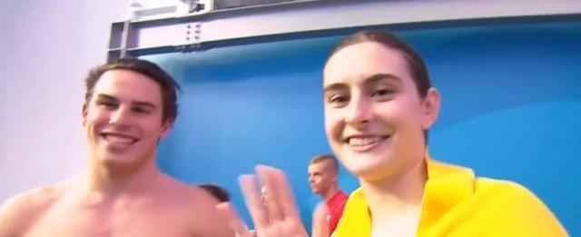"""感谢中国""""送""""金牌!第二个夺世锦赛跳水冠军国家出炉,赛后大笑"""