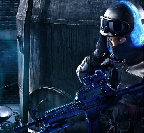 cf:你们只记得毁灭,天龙这些英雄级武器,那经典狙击枪