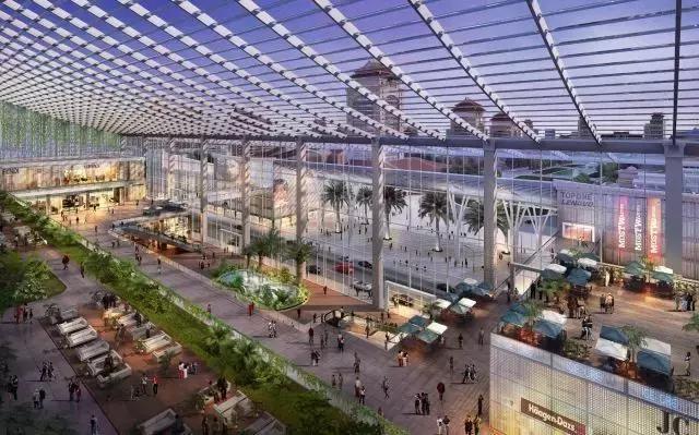 泉州南站高铁新区规划大公开