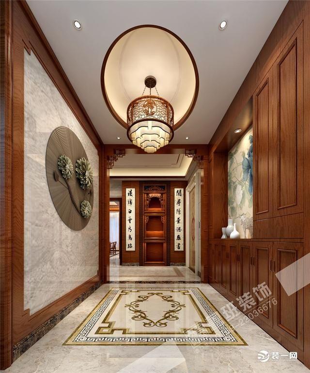 设计中风格搭配都尤为重要,新中式装修比较注重古典古香的基调,家具与