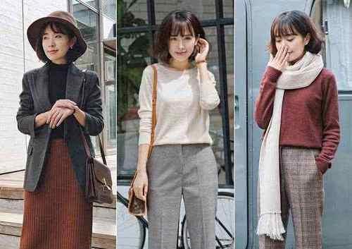 爱美女性网|[转载]冬日穿搭就靠这些单品了,简约时髦的搭配,特有气质!