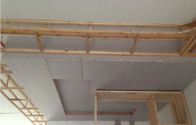 裝修施工中,如何進行正規工藝的石膏板吊頂以及墻面粉刷