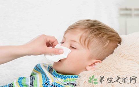 小儿过敏性鼻炎的症状