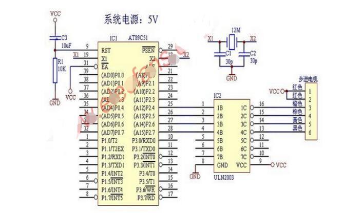 步进电机主要在哪些方面应用