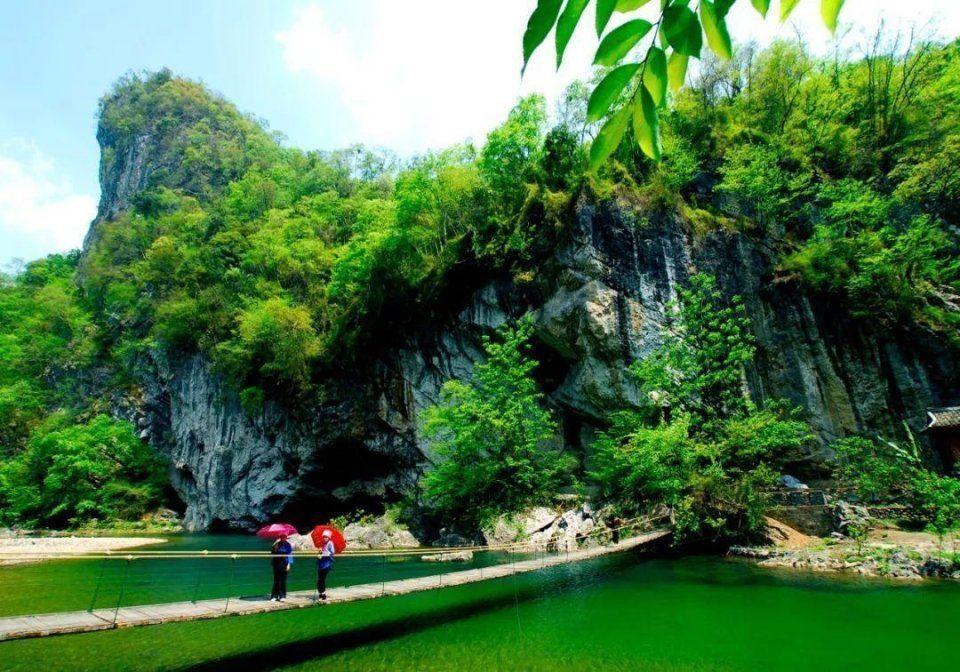 8月,我在贵州最美丽的地方黔东南,等你来欣赏最美的风景