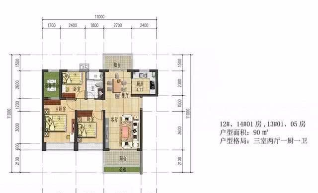 <b>为什么都说内行人都挑90平米的房子?真相在这里,太有远见了!</b>