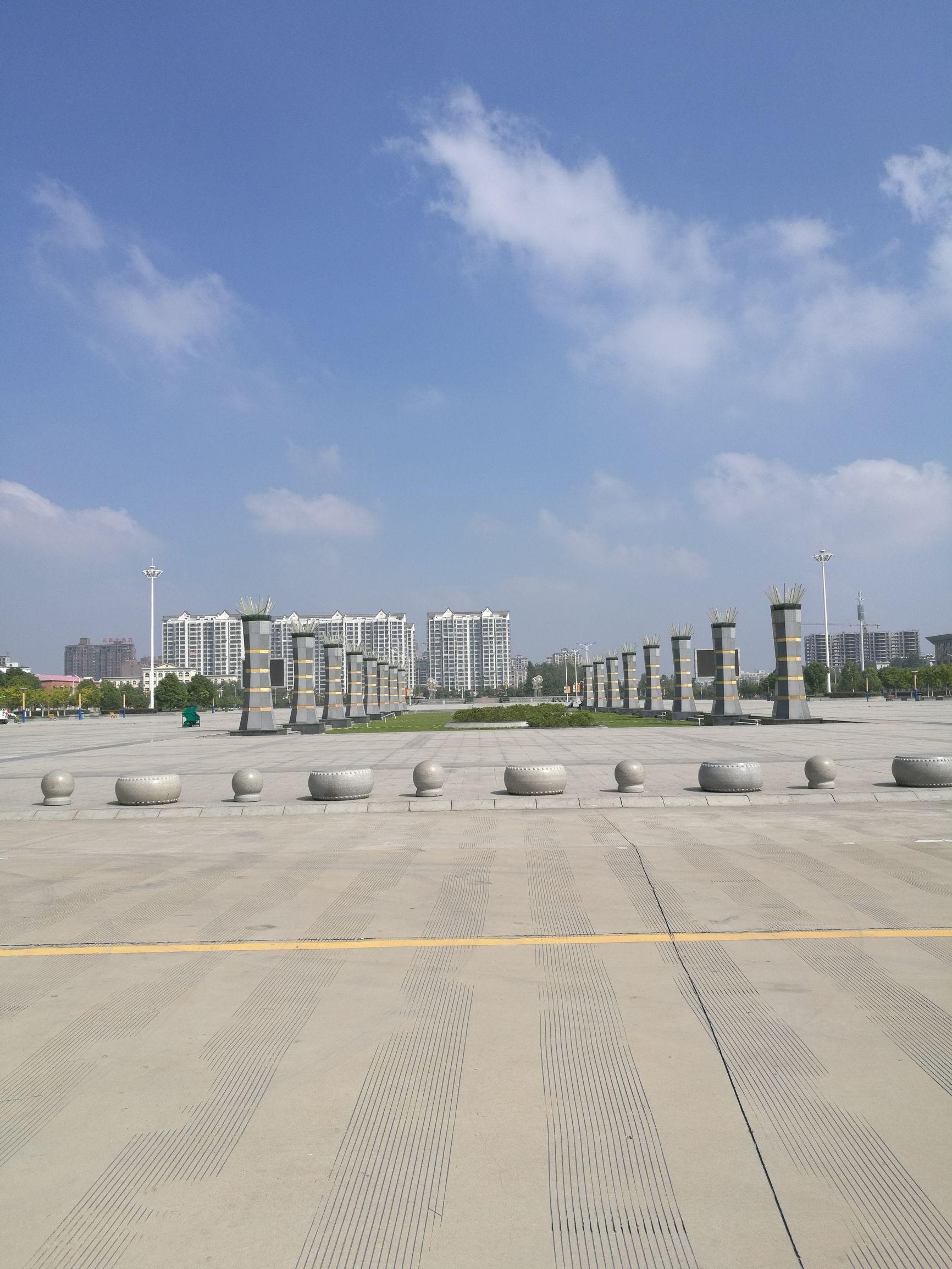 品河南--驻马店市正阳县 正阳公园