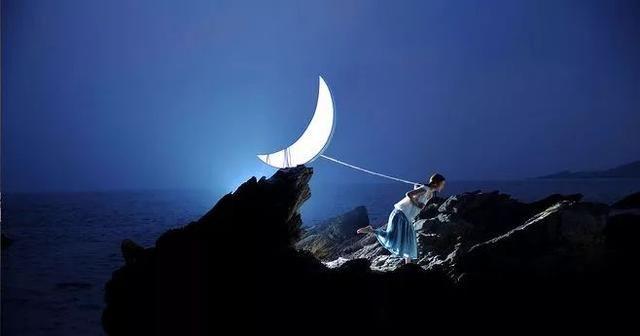 月亮星座就是月亮视运动到达以农历春【图灵塔罗遇见,你的月亮
