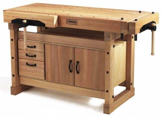 欧式木工桌图纸