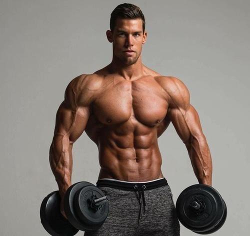 男神胸背增肌塑形训练:9个动作散发型男魅力完
