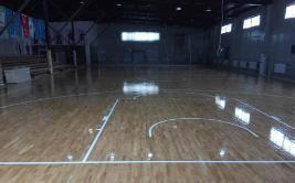 体育馆运动木地板受潮和鼓胀是怎样产生的又该如何应对呢?