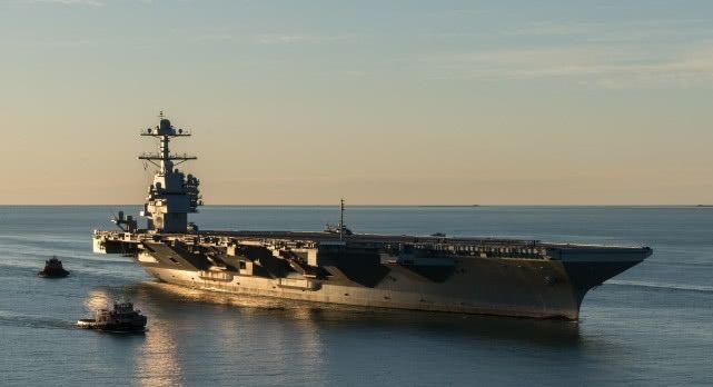 美国海军福特号航母完成海试 将于今年夏天服役