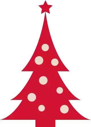 圣诞节的话,选择大红色也不错哦,更符合节日氛围!