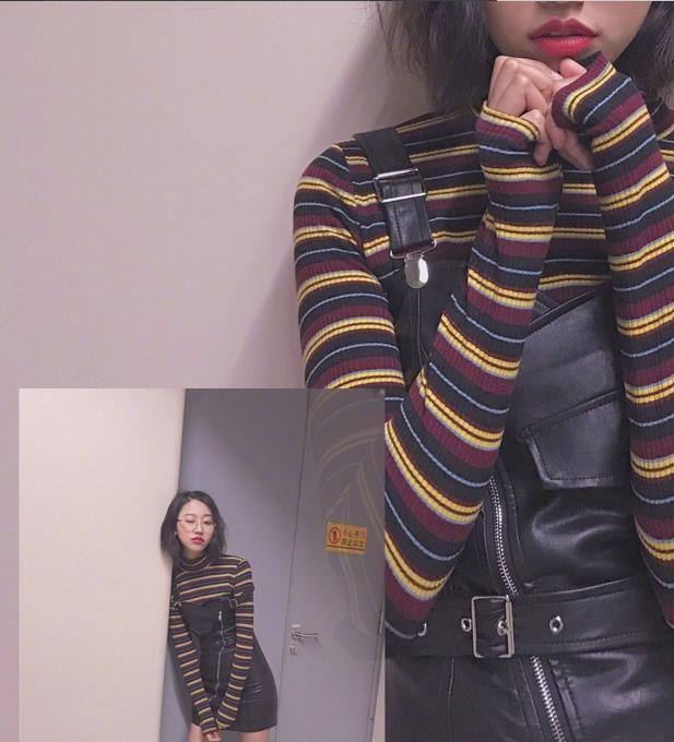 武汉纺织大学本科.22岁,身高175cm
