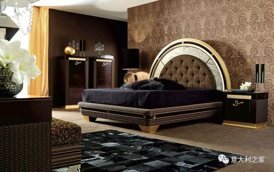 源于佛罗伦萨的精奢美学,这个家具家具a美学的和美式门搭配品牌图片