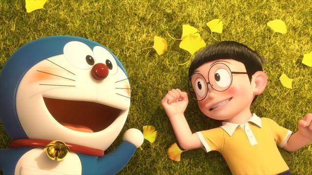 哆啦A梦结局 机器猫遇险,大雄该怎么救他