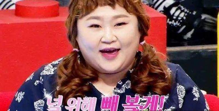 韩国搞笑婚礼为了爱情v婚礼,这大概就是艺人的杨颖瘦的只只剩下胸图片