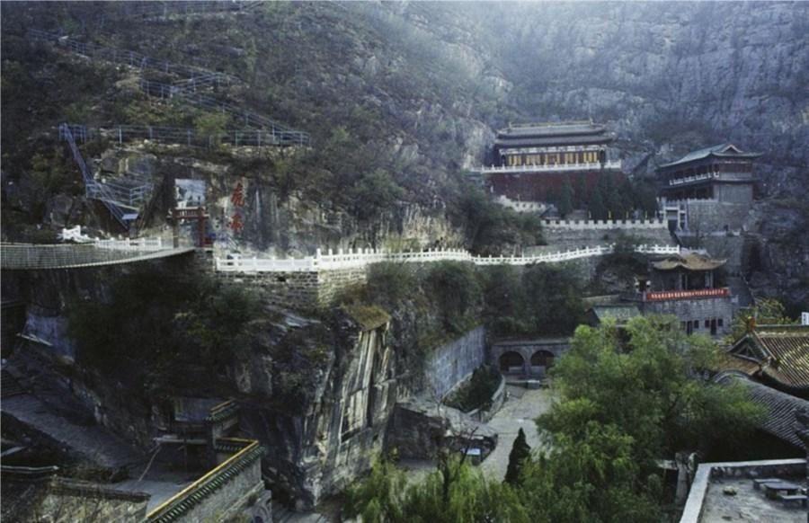 河南鹤壁六个值得一去的旅游景点,爱旅游的一定不要错过