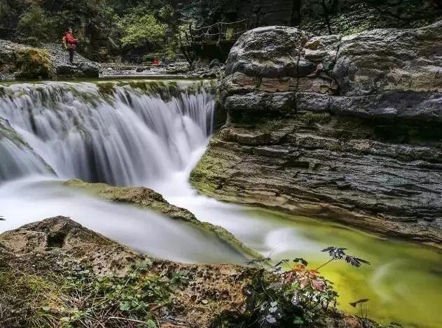 【8月11日,12日】奇幻森林之旅--山西蟒河风景区