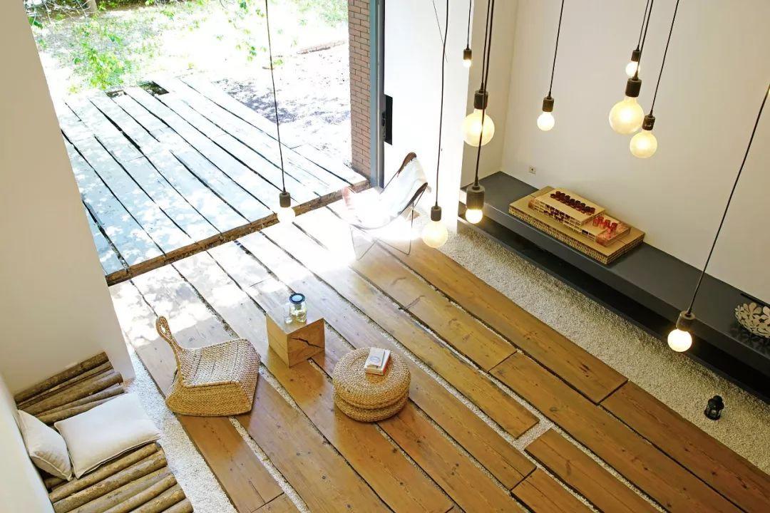 他在北京200的家,家具不超过3件:在家绝不李莉木和家具居图片