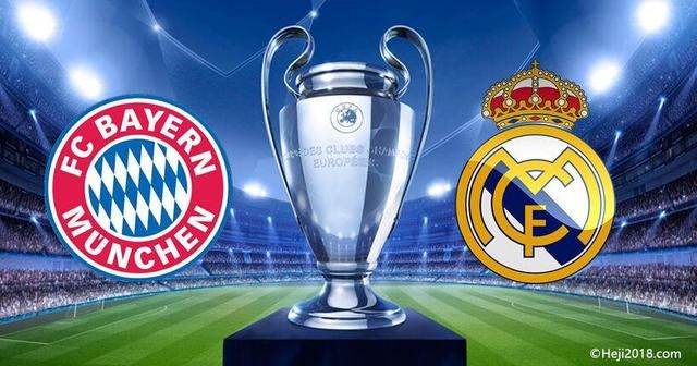 欧冠半决赛前瞻:拜仁VS皇马 齐达内希望卫冕