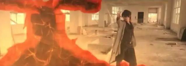 火影忍者真人版了解一下?佩恩与鸣人的激战,完