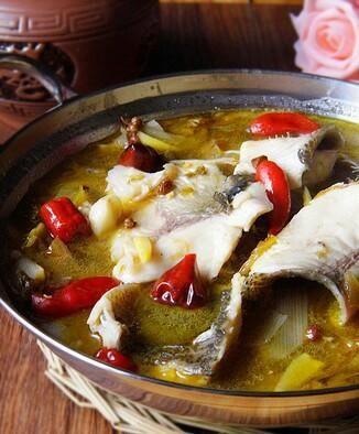 川菜经典--酸菜鱼
