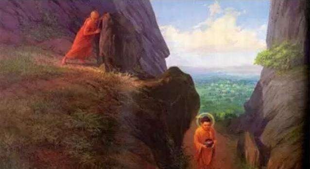 多次谋害佛陀的提婆达多居然在地狱里睡觉,比三禅天还舒服,怎讲