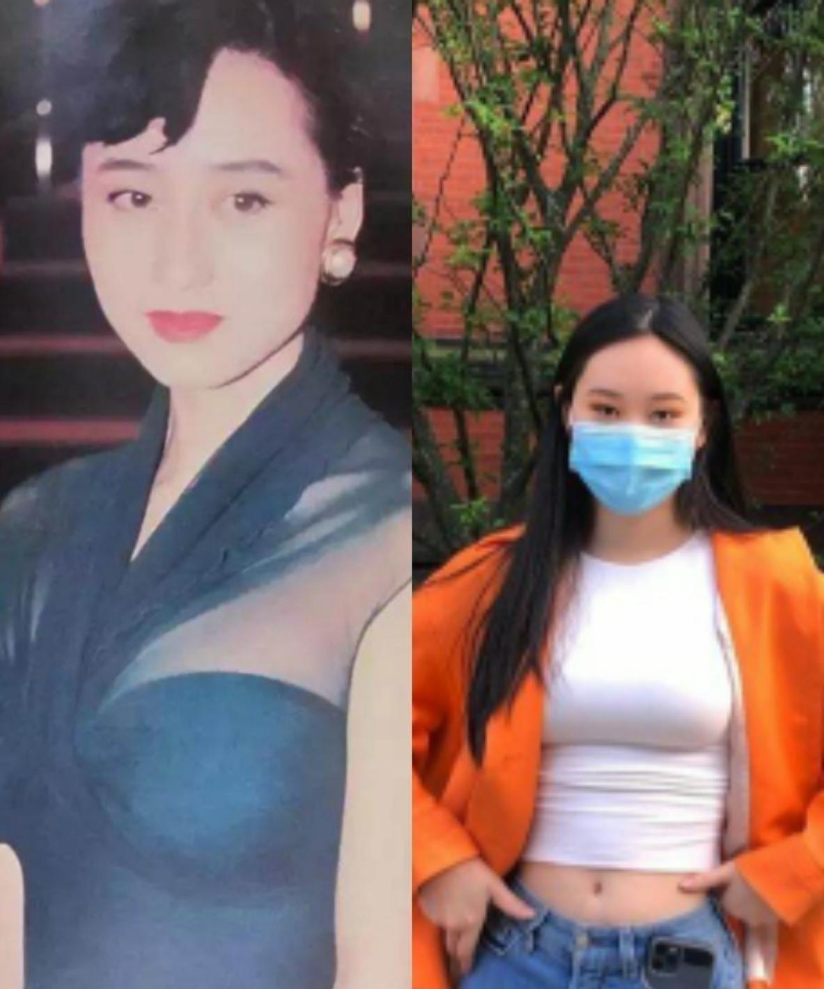 李连杰女儿身材引热议:火辣胜过利智年轻时