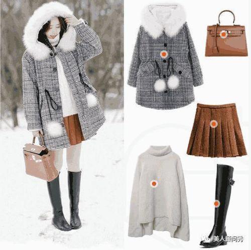 今年流行这样的秋冬时尚大衣搭配,闭着眼睛穿都时髦!