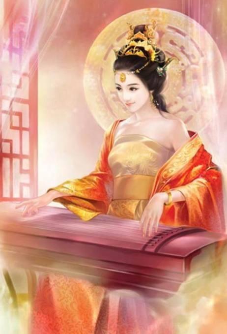 趣味测试:选一个古风女子,测的你性格最像《扶摇皇后》中的谁?