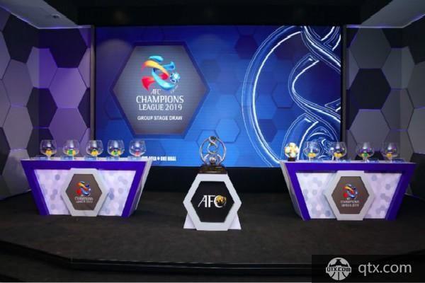 2019亚冠小组赛抽签结果出炉,中超BIG重新起