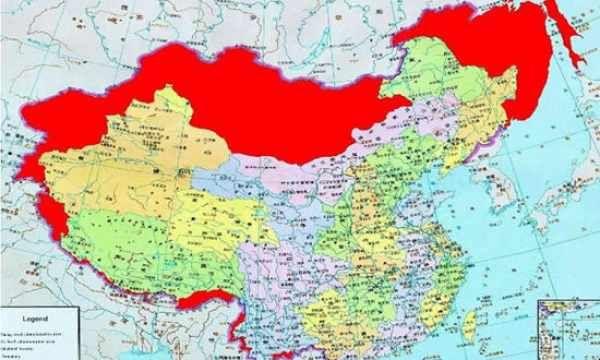 新疆汗德尕图地图