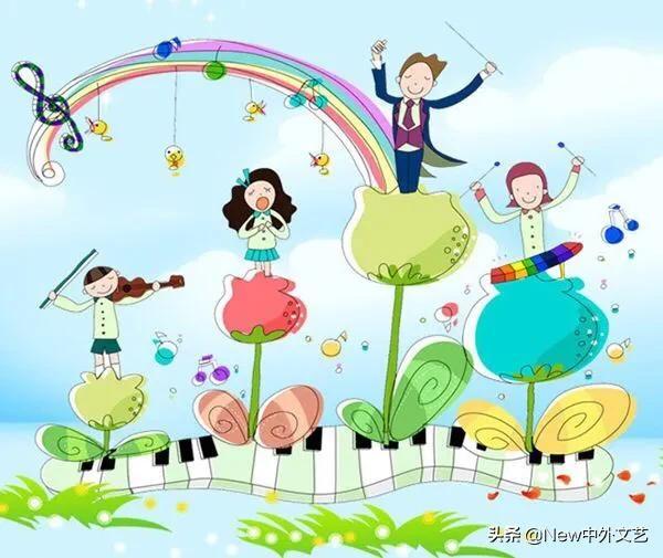 童年的夏天丨未远诗献六一儿童节歌课间小学图片