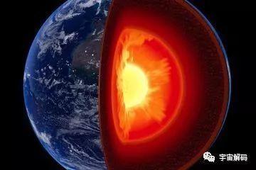 地球内核存在大量硫磺 相当于月球质量10%