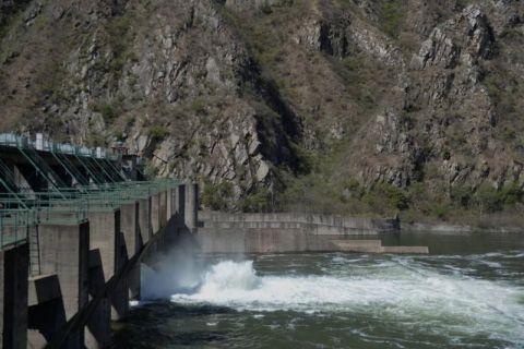 黄河水流进门头沟!永定河山峡段展开山水画卷永定河门头沟
