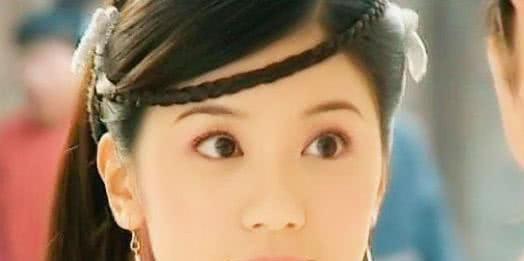 <b>谁年轻时不是美女?贾静雯娇俏,而她就是仙女本人!</b>