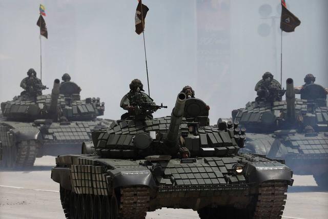 古巴军队进驻委内瑞拉,协助马杜罗应对当前局