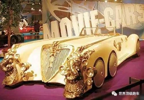 几十亿的黄金跑车算什么这辆车才是迪拜最尊贵的!