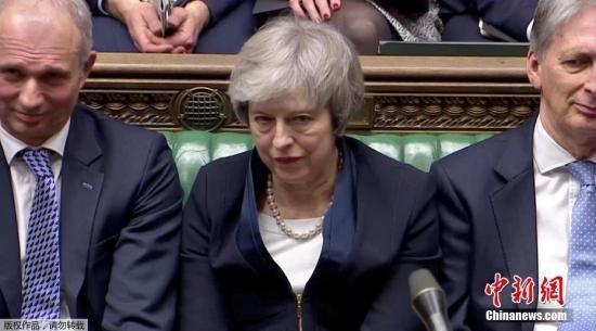 争取更多谈判时间 英首相或保证再进行脱欧辩论