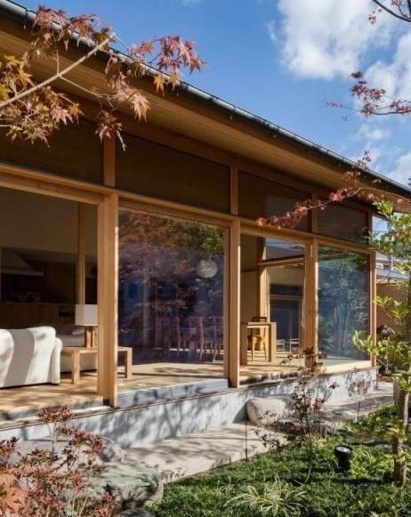 """日本的""""庭院住宅"""",才是美学生活的""""标配""""?"""