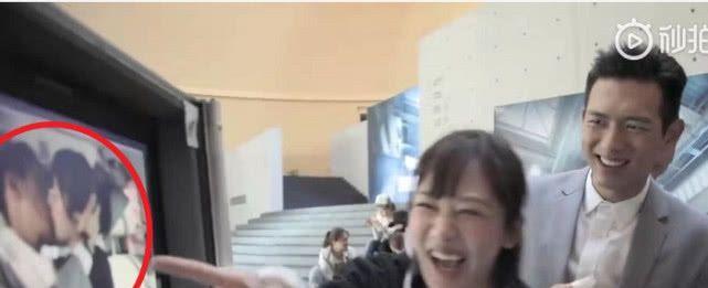 """""""吻戏""""花絮:杨紫结束了睁开眼,看见李现""""还在亲""""!"""