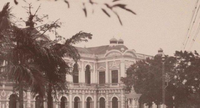 1895年香港老照片再现:当时的香港在英国人治理下满满西方味