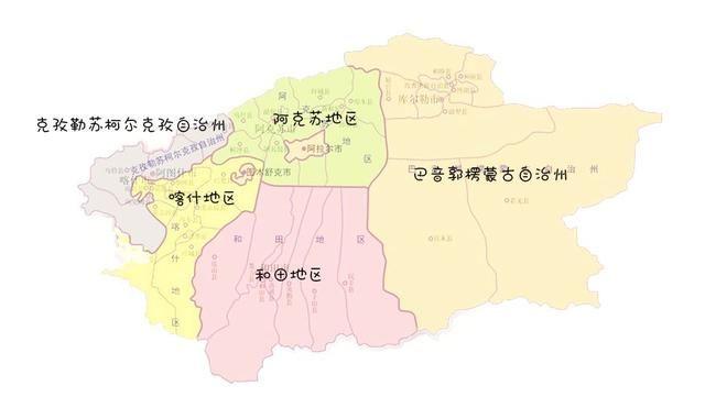 分立于天山两侧的南北疆,有着巨大的差异,人们常说,北疆看风景,南疆图片