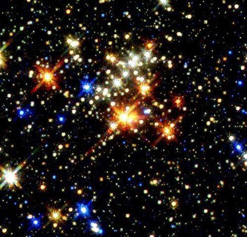 学者:闪烁星光或为外星人向地球发出的信号