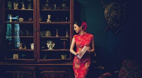 旗袍婚纱照拍摄注意事项 怎样拍好旗袍婚纱照